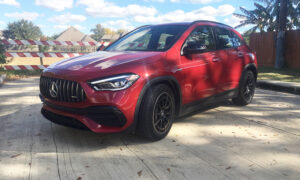 2021 Mercedes AMG GLA35 4MATIC