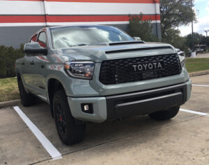 2021 Toyota Tundra TRD PRO Crewmax in Gray