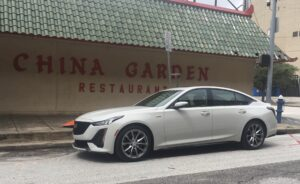 2021 Cadillac CT5 V-Series mid-size luxury