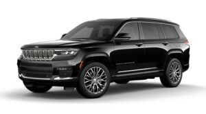 2021 Jeep Grand Cherokee L Summit Reserve 4X4